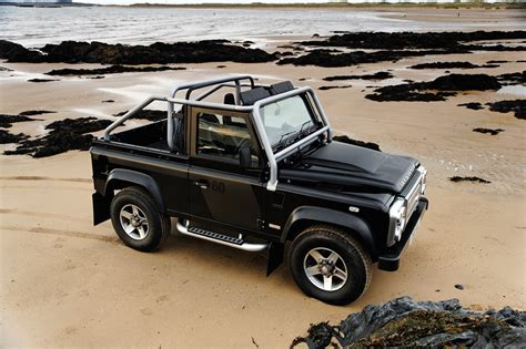 land rover usa defender land rover defender cabriolet two technical details