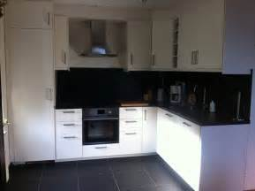 ikea keuken frontjes cheap dit is onze keuken links die grote deur is de