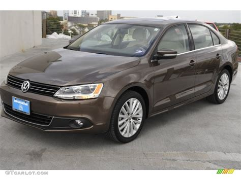 volkswagen brown 2011 toffee brown metallic volkswagen jetta sel sedan