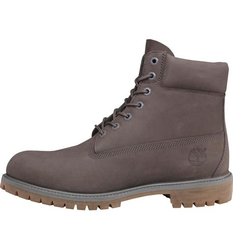 timberland boots color buy timberland mens 6 inch premium boots grey
