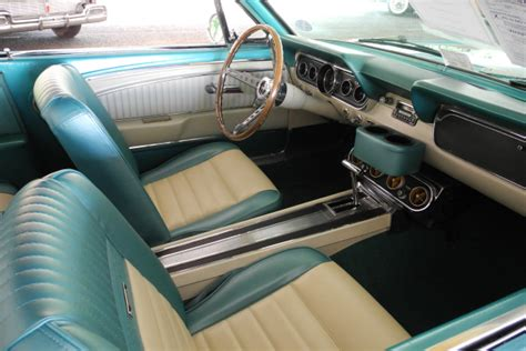 1966 Mustang Pony Interior 1966 ford mustang 289 cid v8 convertible with quot pony