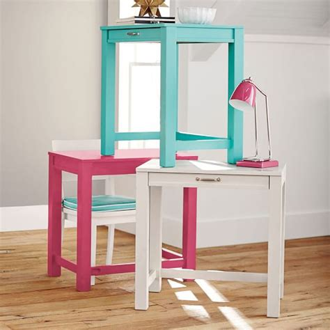 desk small spaces stack me up small space desk pbteen