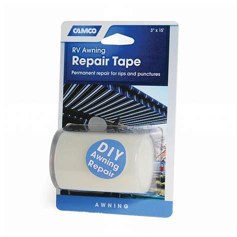 rv awnings repair rv awning repair tape 579798 rv awnings