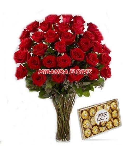 13 arranjo contendo rosas vermelhas c ferrero rocher 12 un