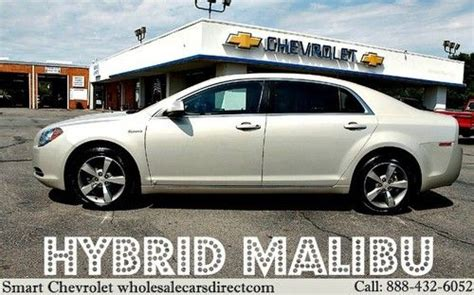 2009 chevrolet malibu hybrid 2 4l mfi hybrid dohc 4cyl repair guides instrument panel sell used 2009 chevrolet malibu hybrid carfax certified no accidents we finance low rates in