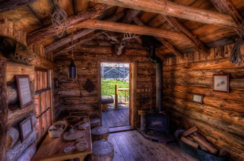 What Is The Cabin by Inside Views Of An Adirondack Cabin Jazzersten S Hdr