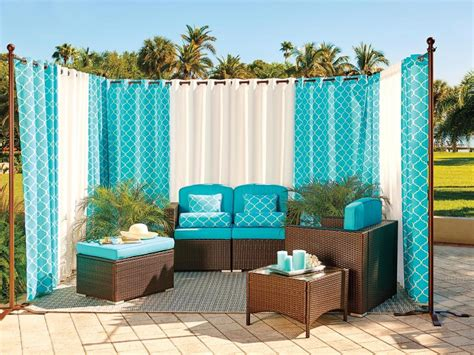 outdoor deck curtains 18 ways to add privacy to a deck or patio hgtv