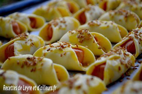 Apéritif Facile Et Original by Cuisine Feuilletes Et Bouchees Aux Knackis Ou Au Merguez