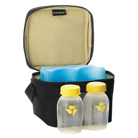 medela in style advanced with metro bag book
