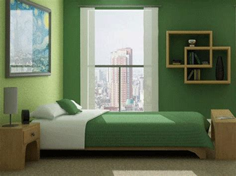 Green Bedroom Paint | bedroom green paint color ideas beautiful homes design