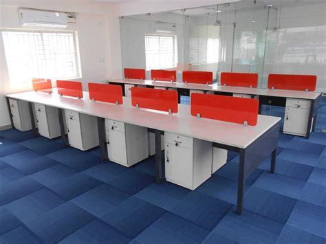 open office desks open office desks 28 images frosted glass white open