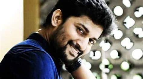 actor nani accident telugu actor nani survives car accident with minor bruises