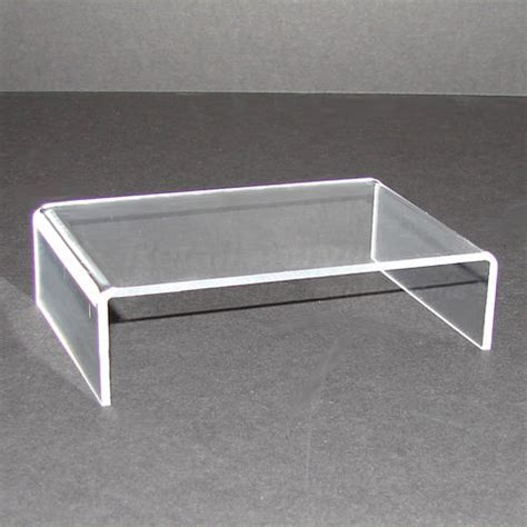 acrylic stand clear acrylic monitor stand regular