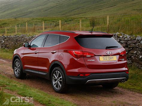 2013 hyundai santa fe uk photos