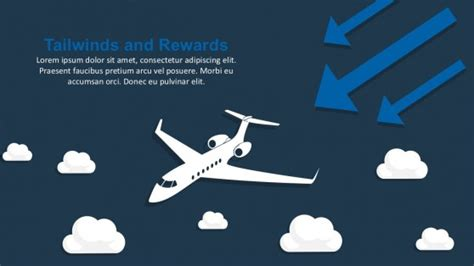 Flight Powerpoint Templates Powerpoint Templates Airline Industry