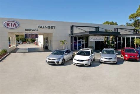 Kia Dealers In Florida Sunset Kia Of Bradenton Car Dealership In Bradenton Fl