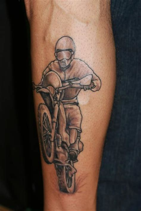 motocross tattoos designs ideas and meaning tattoos for you