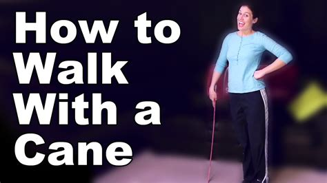 how to walk with a correctly ask doctor jo