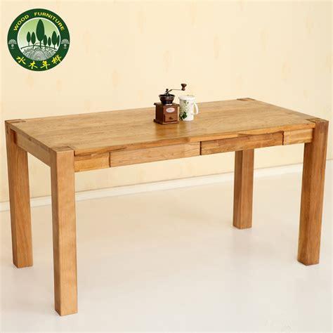 Minimalist Wooden Desk And Wood Mizuki Birch Wood Dining Table In Oak Desk Minimalist