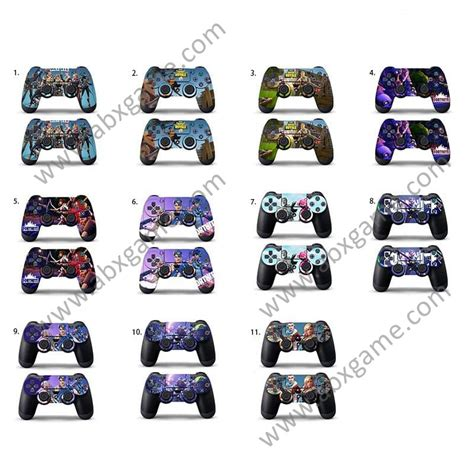 Ps4 Controller Stickers Fortnite by Protective Cover Sticker Skin For Ps4 Controller