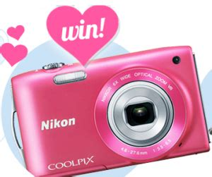 Nikon Sweepstakes - nikon coolpix giveaway another super easy facebook entry savior cents