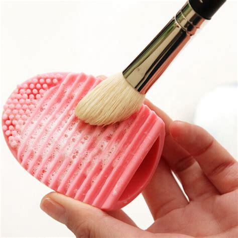 Makeup Tool Cleaner new 1pcs original silicone brushegg cosmetic makeup brush