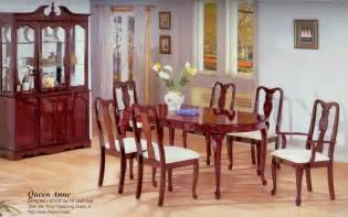 Thomasville Cherry Dining Room Set cherry gloss finish classic oval dining table w optional items