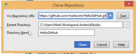 best android studio tutorial pdf how to clone a github project on android studio london