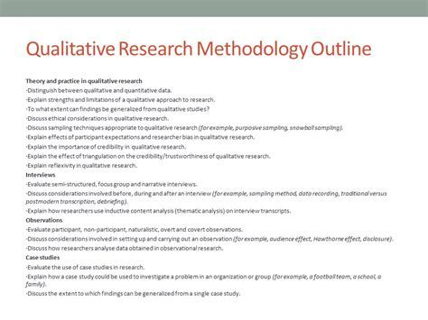 2 qualitative methodologies in organization studies volume ii methods and possibilities books review and some new things ppt