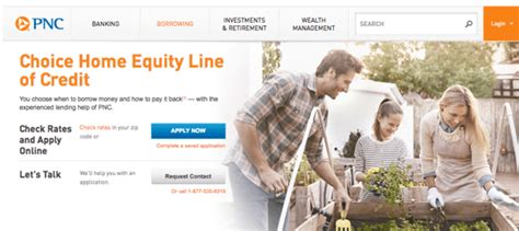pnc bank home equity line of credit payoff request home