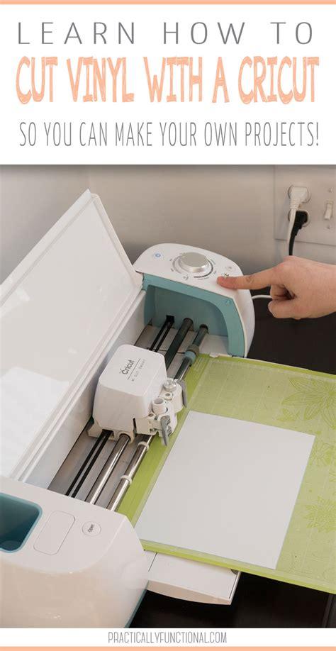 how to cut vinyl with a cricut machine a step by step guide - Which Cricut Can Cut Vinyl