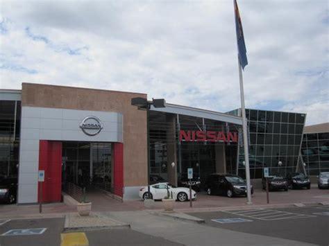 Nissan Scottsdale by Nissan Car Dealership In Scottsdale Az 85260