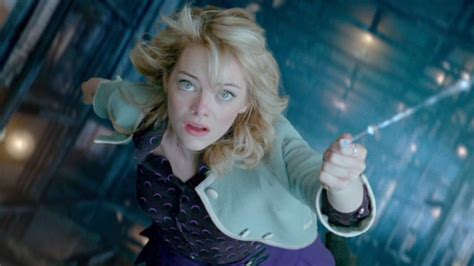 emma stone quits spiderman spider man 2 super bowl trailer official part 2 the