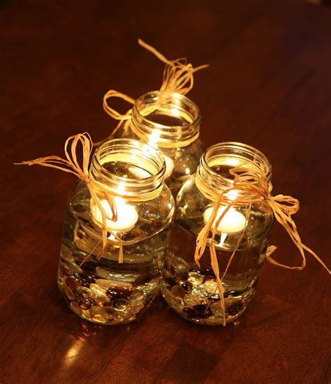 wedding jar centerpieces pretty wedding centerpieces jars candleswedwebtalks