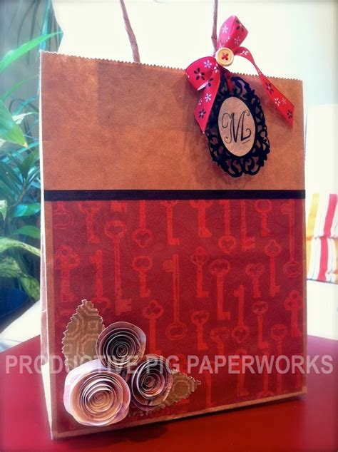 Decorating Brown Paper Bags For by Decorated Brown Paper Bag Brown Bags