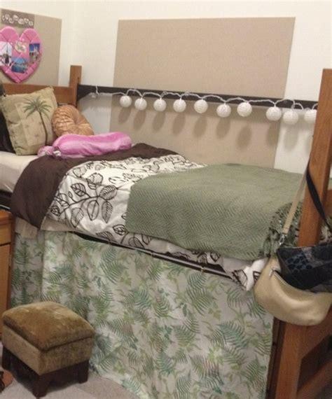 bunk bed curtains diy diy a dorm bunk bed loft curtain dorm room ideas