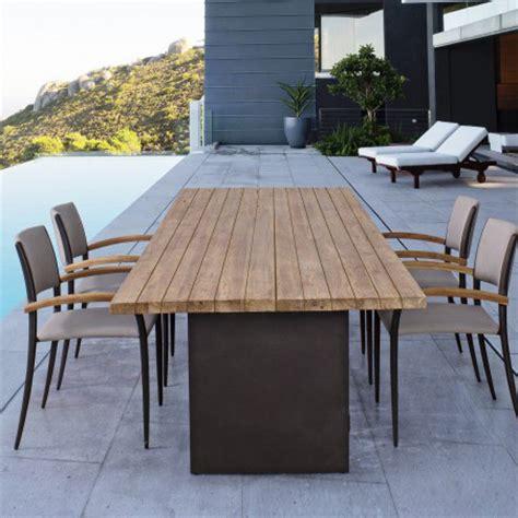 mobili giardino teak tavolo etnico da giardino teak tavoli esterno etnici