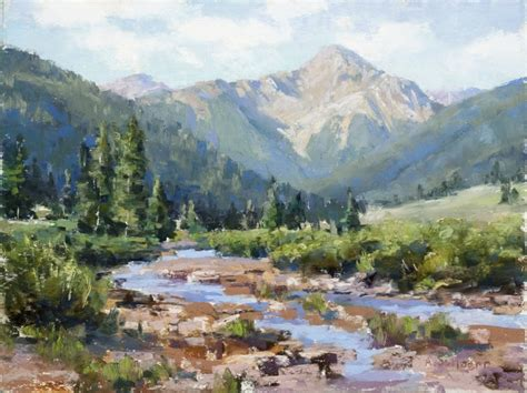 1000 Images About Aaron Schuerr Paintings On Pinterest Aaron S Landscaping