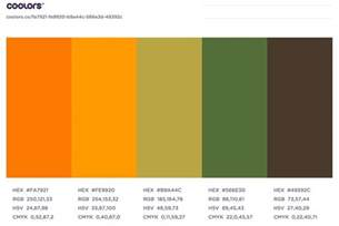 website color scheme the easiest way to unify your s brand