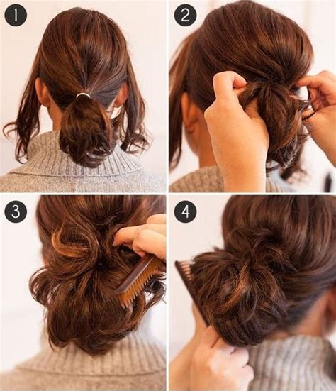 preview hairstyles on yourself 8 cute short hairstyles for everyday wear my mirror