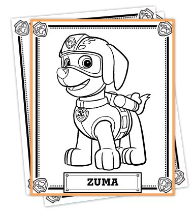 free paw patrol printable activities shesaved 174