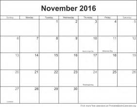 calendar templates for pages november 2016 printable blank calendar printable blank