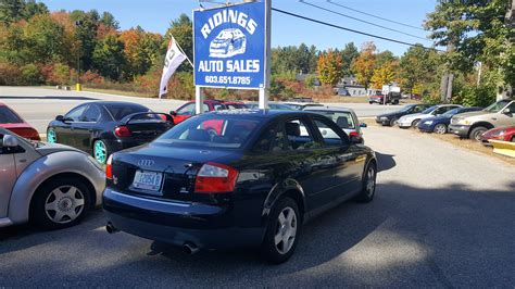 audi inspection audi a4 1 8t quattro inspection included ridings auto