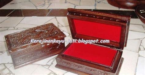 Jual Kotak Perhiasan Kayu by Jual Kotak Perhiasan Kerajinan Kayu Jati