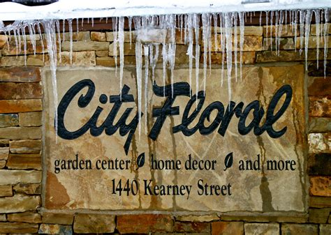 city floral garden center holiday open house on nov 25 27