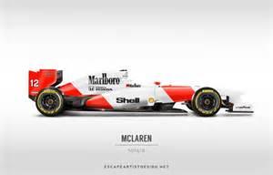new mclaren formula 1 car current f1 cars look damn cool in classic liveries