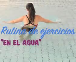 ejercicios de piernas en el agua curso video ejercicios de piernas en el agua gimnasia