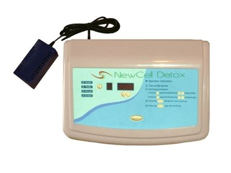 Foot Spa Detox Machine Reviews by Newcell Professional Ion Foot Detox Machine Ionic Foot
