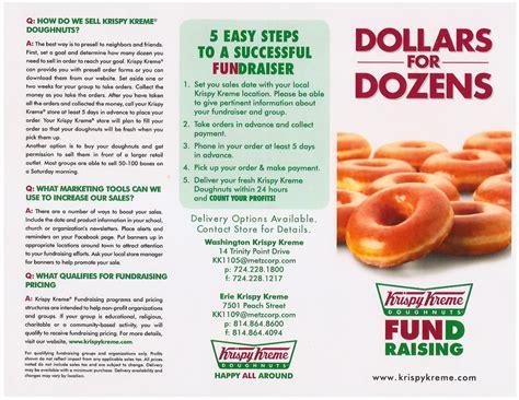 Walmart Gift Card Fundraiser - krispy kreme fundraising image mag
