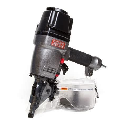 senco coil nail gun inc air compressor 30m air hose package scn58a p